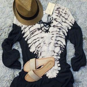 Vintage Havana Cover-Up Dress